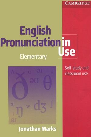پرونانسیشن این یوس المنتری English Pronunciation in Use Elementary