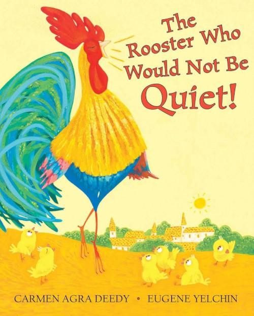 کتاب داستان کودکانه خروسی که ساکت نمی شود